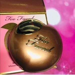 BNIB Too Faced Melting Bronzer Bronzed Peach